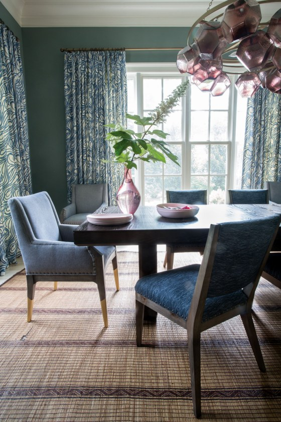 Hickory Chair Susan Hable Oliver Dining Table Loretta Side Tate Arm