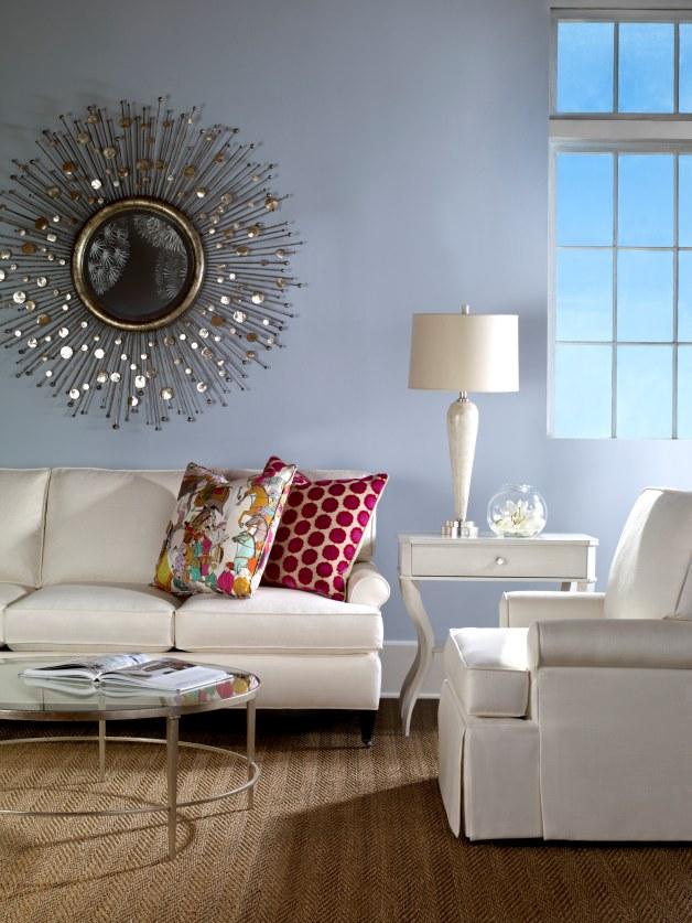 Highland House Profiles Sofa Chair Sock Arm Charlotte Side East Bay Cocktail Table