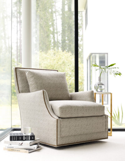 SWIVEL ROCKER - Jessica Charles