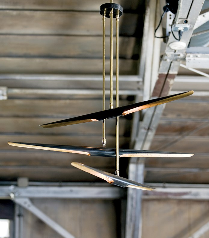 Regina Andrew Design contemporary light fixture